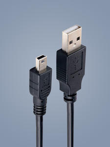 Cable Charging-Cord-Line Camera Usb-Type Data-Sync Mini-Usb Male-To-Male 5m 1m 5-Pin