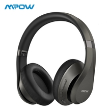 Original Mpow H20 Wireless Headphones Bluetooth Headset ANC Active Noise Cancelling With Mic 30 Hours Playtime For iPhone xiaomi