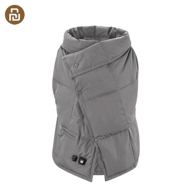 Original Xiaomi Mijia PMA Graphene Multifunctional Heating blanket Washable Warm Vest Light Belt Fast Warm Anti Scald