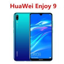 Lager HuaWei Y7 Pro 2019 Genießen 9 4G LTE GSM Telefon 3 Kameras Snapdragon 450 4GB RAM 128GB ROM 6.26