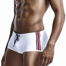 Seobean Swimwear Bikini Bath-Suit Boxer Beach Mens Male Surf Gay Sexy