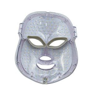 Image 5 - MissHeart Beauty Фотон светодиодная маска для лица терапия 7 видов цветов легкий уход за кожей омоложение морщин удаление акне Красота лица