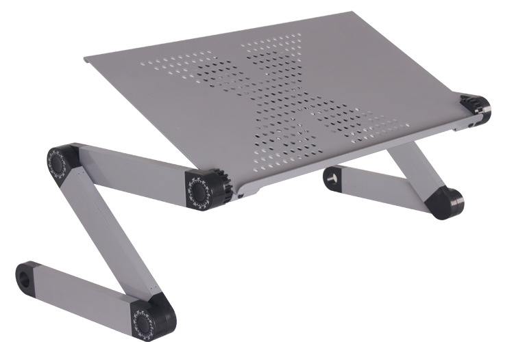 A Generation Of Fat Laptop Table Folding Table Portable Laptop Desk Bed Lazy Folding Computer Desk Bed