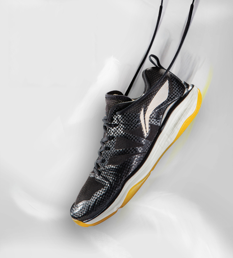 badminton sapatos de espuma leve forro de