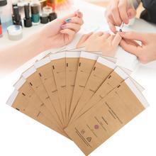 10 шт одноразовый стерилизационный косметический мешок для инструментов для ногтей, дезинфекционная машина, аксессуар, сумка для стерилизации
