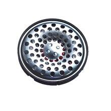 53MM 32 Ohm hifi kulaklık sürücü birimi Metal kapaklı 3 yollu dengeli açık hoparlörler 120dB