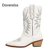 Dovereiss модная женская обувь; Сезон Зима; Новые пикантные