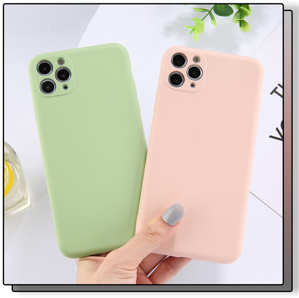 Candy Color Phone Case And Protective Shell Back Cover For Mobile Phones 12