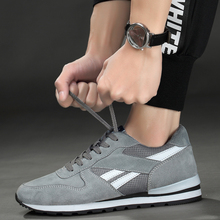 New Genuine Leather Men Casual Shoes Autumn Winter Sneaker For Breathable Outdoor Walking Comfortable Runing