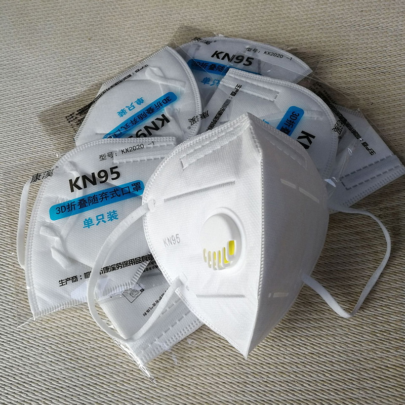 Masque facial anti-poussière visage bouche masques PM2.5 grippe respiration masques de sécurité visage filtre à Air Masque Masque Mascarillas - 3