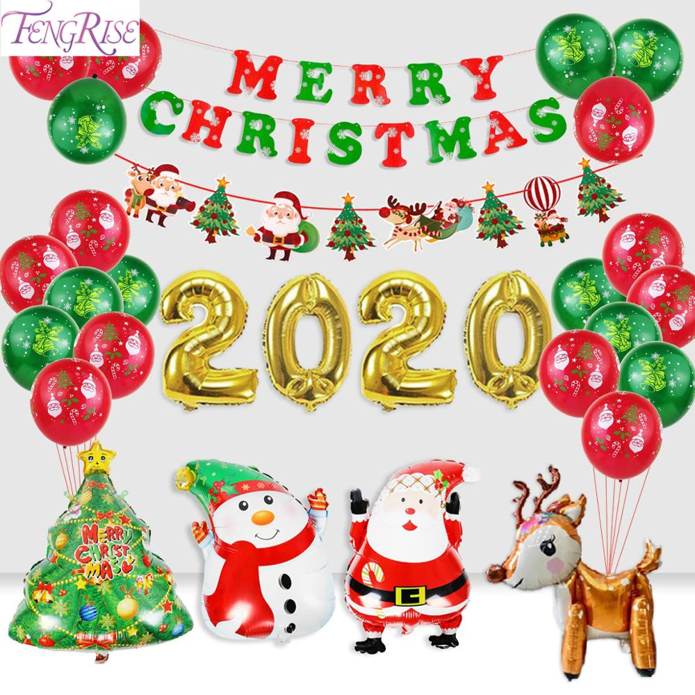 Christmas Ornaments Merry Decorations For Home 2019  New Year Gifts Happy 2020 Decor Navidad Noel