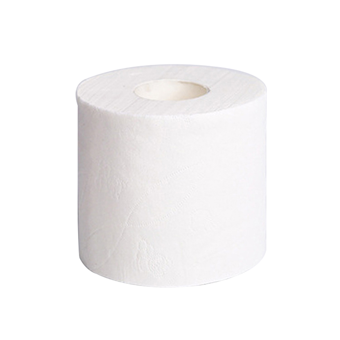 1pcs/bag 3ply White Toilet Tissue Prevent Flu Cleaning Toilet Tissue Clean Soft Toilet Paper Hollow Replacement Roll Paper Z1