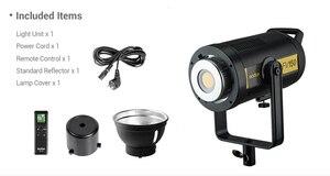Image 2 - Godox FV150 150W FV200 200W High Speed Sync Flash LED Light with Built in 2.4G Wireless Receiver +Xpro Remote Control Godox