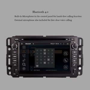 Image 5 - Android 9.0 Car GPS Navigation For GMC Yukon/Tahoe/Acadia/Buick Enclave/CHEVROLET Suburban 2007 2012 BT RDS WIFI Car DVD Player