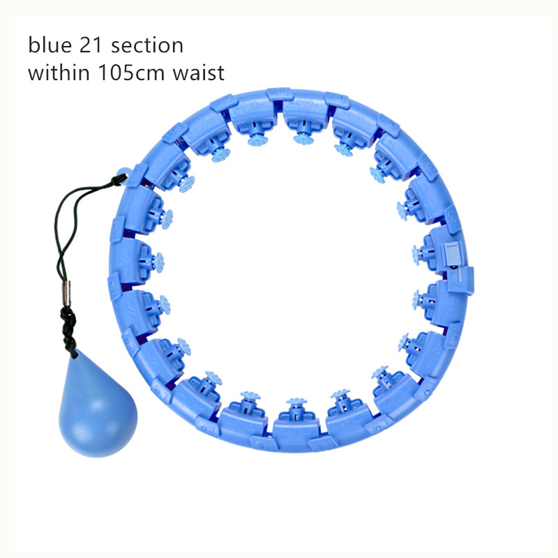 blue 21 section