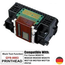 QY6-0083 Printhead for Canon iP8720 iP8750 iP8780 7110 MG7520 MG7550 MG7140 mg7740 MG7750 MG7510 MG7760 MG7720 MG7500