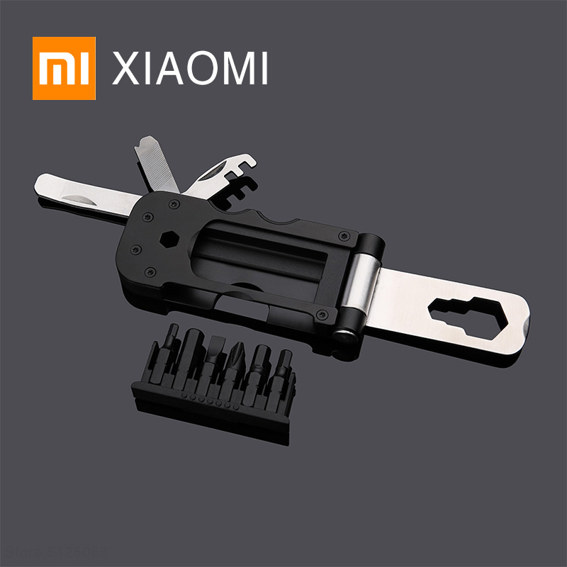 XIAOMI MIJIA bicycle tools mountain bike accessories mtb bike tools set bicycle goods bicycle multitool tire studding tools