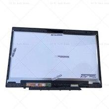 Für Lenovo X1 Carbon LP140QH1 SPA2 LP140QH1 SPA2 LCD Touch Screen Digitizer Montage mit Rahmen Lünette LP140QH1 (SP)(A2)