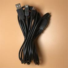 2 в 1 usb кабель для зарядки ps4/ps 3 200 шт 35 м