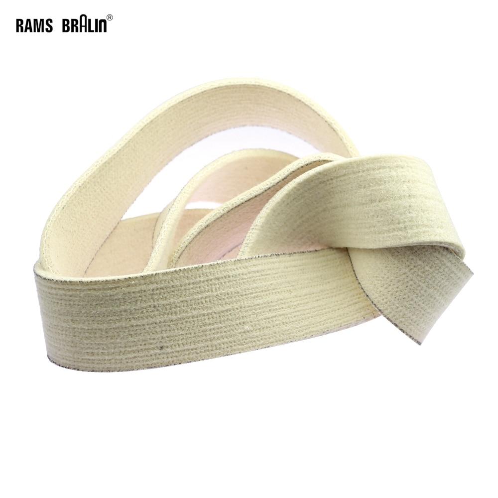 1piece Wool Felt Sanding Belt 686/1220/1829/2000 X 50mm For Stainless Steel Pipe Mirror Polish
