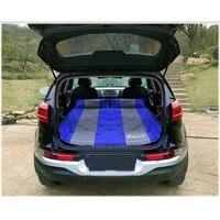 السيارات السفر وسادة هوائية السرير سرير قابل للنفخ اليد خياطة سيارة ل Volkswagen قديم VW جولف بولو ساجيتار 2010 بولو
