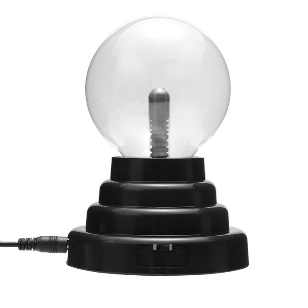 Electrostatic Ball Lamp Vibrating Creative Children's Toys Funny High Technology Interesting Gadgets Light Ball
