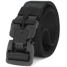 Military-Equipment for Us-Army Training Nylon Metal-Buckle Waist-Belt Outdoor Hunting
