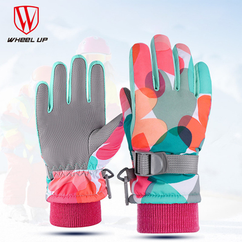 Winter Warm Snowboarding Ski Gloves men women Kids Snow Mittens Waterproof Skiing Breathable Air