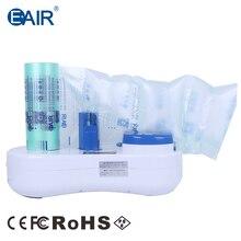EA150B машина для изготовления воздушных подушек машина для производства воздушных подушек воздушная упаковочная машина надувная упаковка+ 20 м тестовая пленка