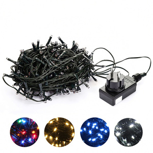 10M 20M 30M 100M Waterproof LED Fairy String Lights Garland Christmas Party Wedding Xmas Holiday Lights Outdoor Home Decoration(China)