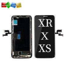 Chất Lượng Cao OEM OLED Dành Cho iPhone X XS XR XS MAX Màn Hình LCD Hiển Thị Màn Hình Cảm Ứng Thay Thế Với 3D Cảm Ứng Digeiter lắp Ráp