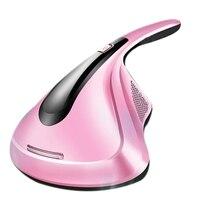 0.4l 220v handheld aspirador de pó doméstico esterilizador uv ácaros bactericida alta temperatura cama removedor poeira plug eua