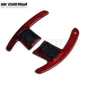 Image 5 - Cambio Paddle in fibra di carbonio per BMW M5 F90 F97 F98 X3 G01 X4 G02 X5 G05 X6 G06 G29 X3M X4M estensione volante