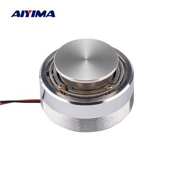 AIYIMA 25 20 15W głośnik Audio 40 44 50MM pełny zakres głośnik rezonans dźwięku wzbudzenia Super bas neodymowy przenośne głośniki tanie i dobre opinie Liniowe Audio Połączenie Metal Dwukierunkowa CN (pochodzenie) 25 W NONE Brak QY50R Inne