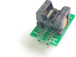 Image 2 - Free shipping13 pcs Universal adapter scoket for programmer vs4800 tnm5000 TL866ii plus TOP3000 top3100 ic chip avr programmer