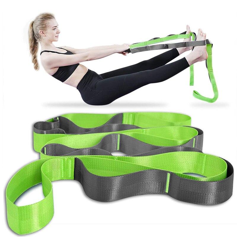 yoga margarida corrente yoga blocos resistência loop