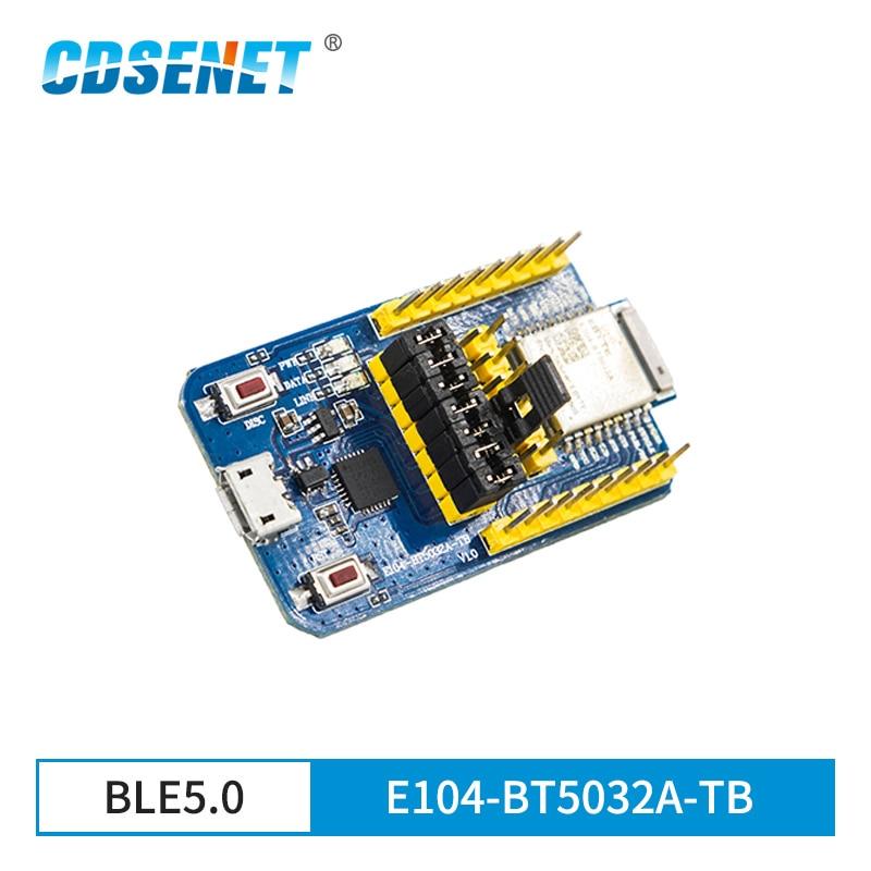 NRF52832 USB Test Board E104-BT5032A-TB BLE 5.0 Bluetooth Module