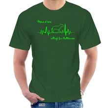 THEART T-Shirt Hunde Hund HERZSCHLAG BULLTERRIER Bulli mein Herz Siviwonder @ 020509