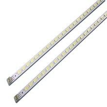 Lâmpada de luz de fundo led de 455mm 60 leds para trenó de LJ64 03567A 2011sgs40 5630 60 h1 rev1.0 l40f3200b LJ64 03029A lta400hm13