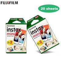 10 20 blätter Fujifilm Instax Mini 9 Film weiß 3 zoll Für FUJI Instant Polaroid Foto Kamera Mini 9 8 7s 70 90