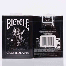 1 deck Theory11 Bicycle Cards Guardians Playing Regular Deck Rider Back Card Magic Trick Props