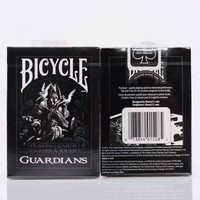 1 deck Theory11 Fahrrad Karten Guardians Fahrrad Spielkarten Regelmäßige Fahrrad Deck Reiter Zurück Karte Zaubertrick Magie Requisiten