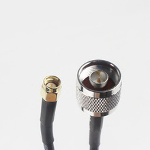 SMA Male to N Male connector Coaxial Extend cable high gain 3meters high quality