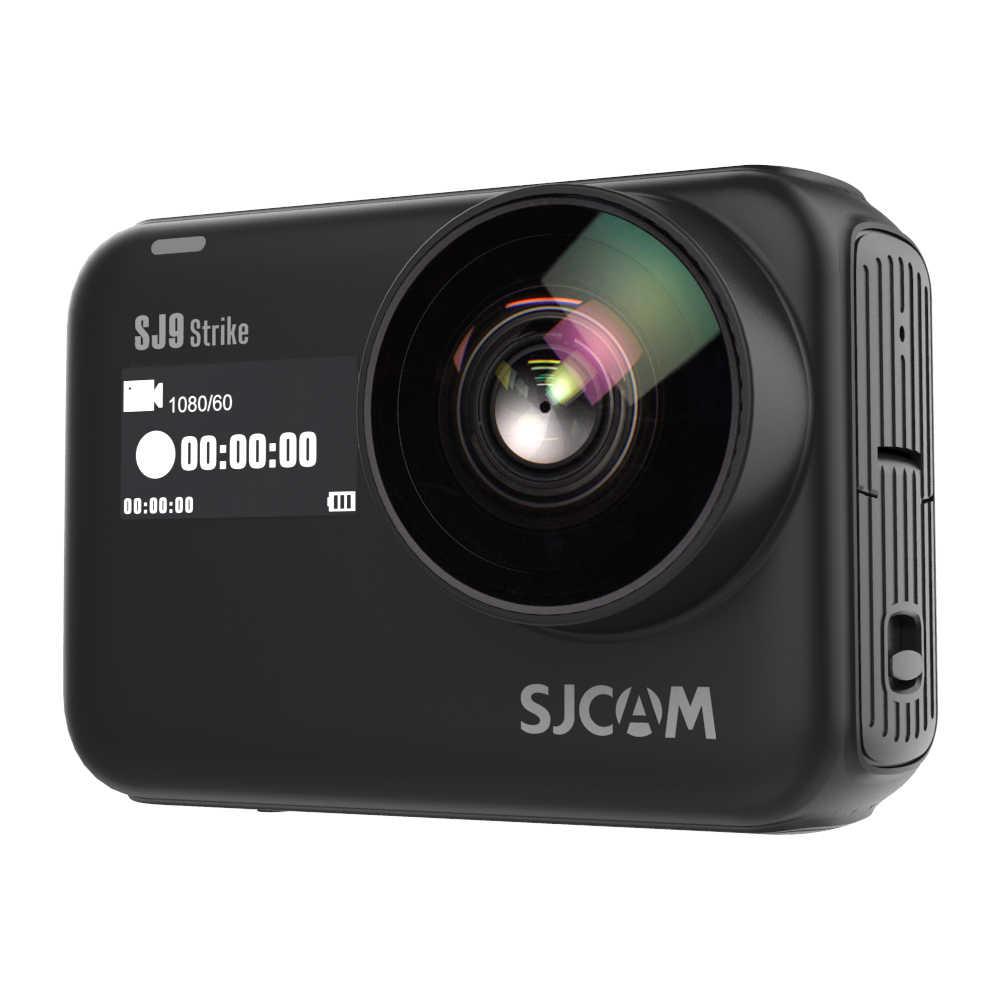 SJCAM SJ9 Tấn Công Con Quay Hồi Chuyển/EIS Supersmooth 4K 60FPS Wifi Điều Khiển Hành Động Từ Xa Camera Ambarella Chip Sạc Không Dây 10 M cơ Thể Chống Nước DV