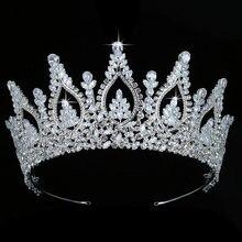 Женские свадебные аксессуары для волос crown hadiyana Модные
