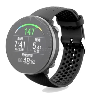 Unisex Soft Silicone Wrist Band Sports Watch Strap for POLAR Vantage M Watch
