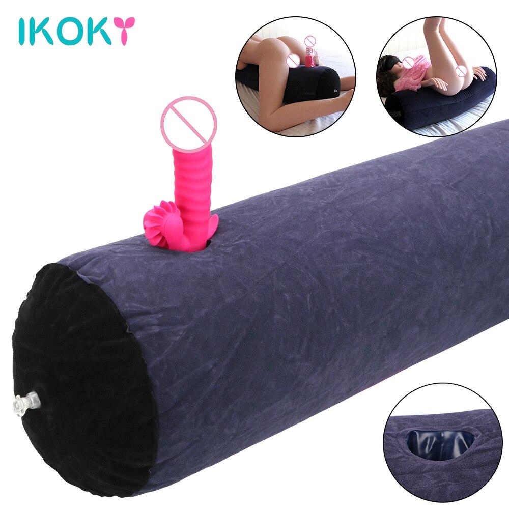 Надувная секс-мебель, диванная подушка, интимные игрушки для женщин, инструмент для пар, взрослые игры, подушка, помощь в позициях, эротическ...