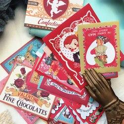 35 sztuk Kawaii Doll naklejki DIY Album Scrapbooking Journal rzemiosło dekoracyjne etykiety Seal naklejki pakiet