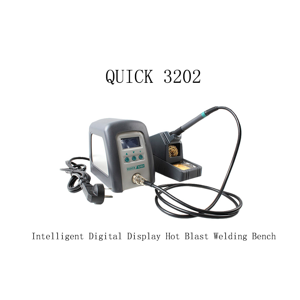 QUICK 3202 Intelligent Welding Table Constant Temperature Digital Display Welding Table