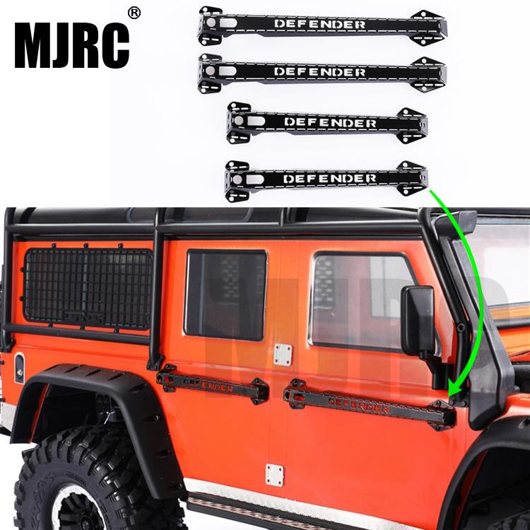 MJRC Metal Door Handle For 1:10 Traxxas TRX-4 TRX4 Defender 82056-4 RC4WD D90 D110 RC Tracked Car Parts